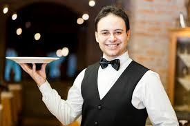 The waiter test