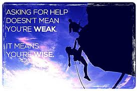 Seeking Help Is Strength