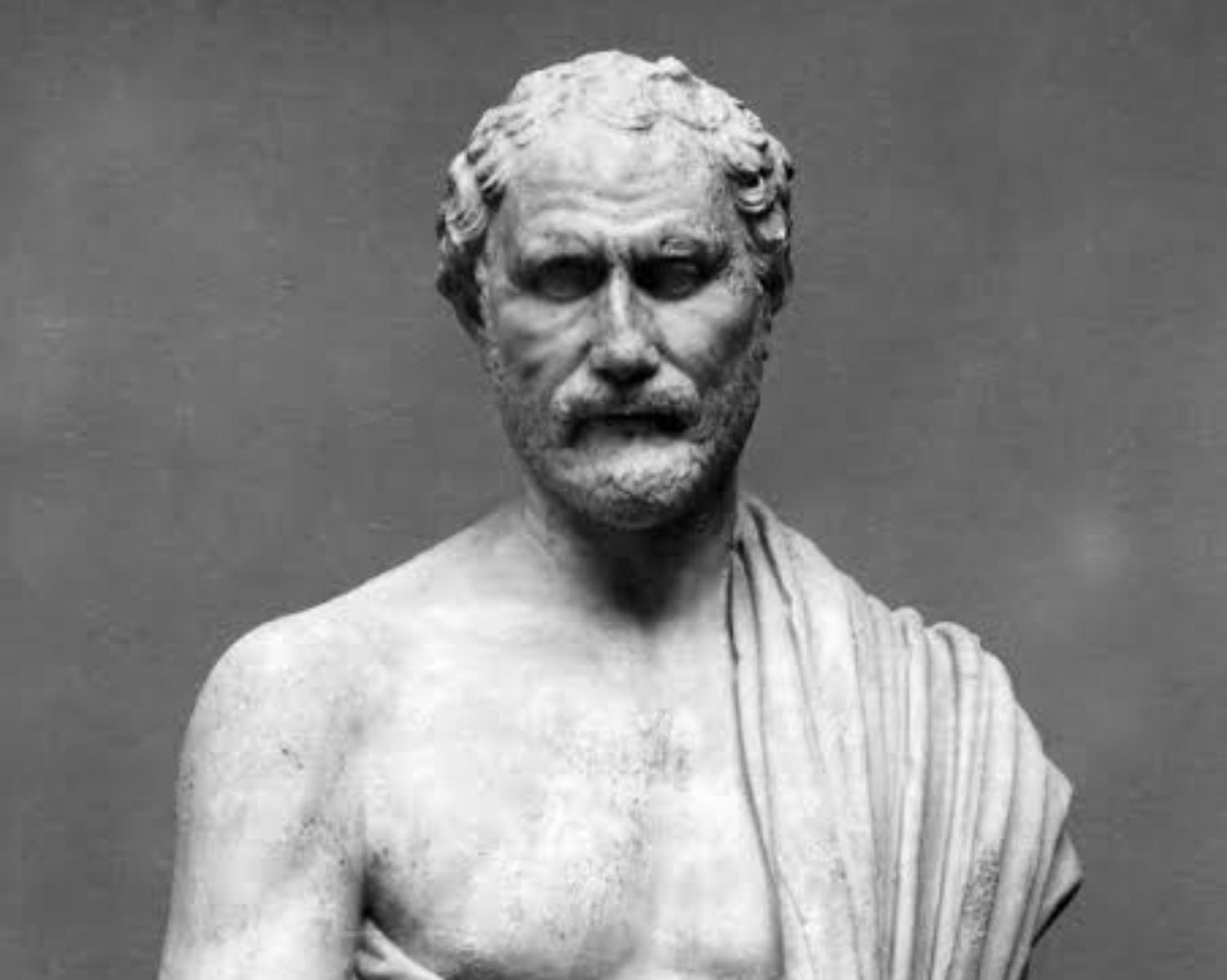 Greek orator-Demosthenes