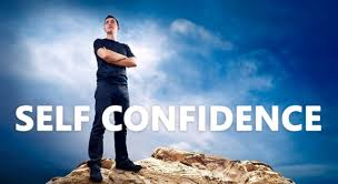 Be Self Confident