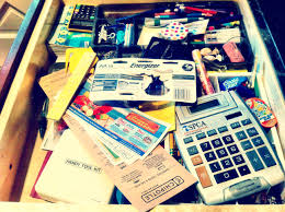 Tackle the junk drawer