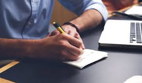 Write everything down