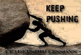 Keep Pushing