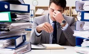 Common Sources Of Work Stress