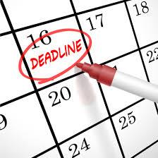Work Together On Deadlines