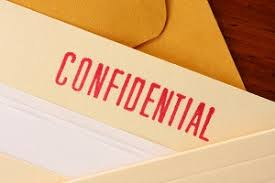 Psychotherapy Is Confidential