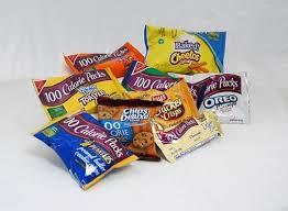 100 Calorie Packs