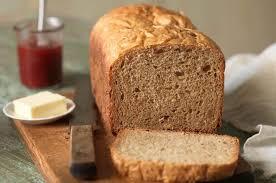 100% Wheat Bread Or Brown Bread
