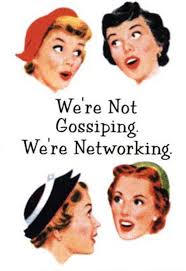 We're Wired To Gossip