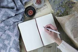 Journalling helps you reflect