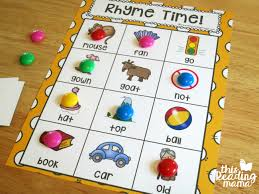 Play Rhyming Games
