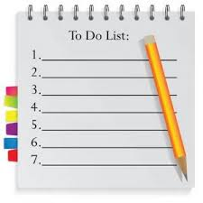 Maximum 3 items on your to-do list