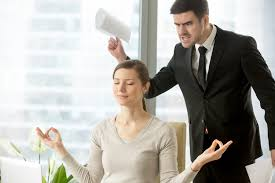 A Colleague Is Rude to You