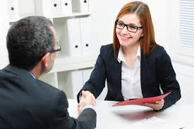See yourself as a salesperson