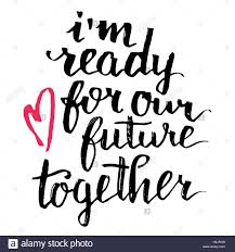 8. You Plan For The Future Together