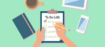 Increasing Your To-Do-List's Productivity