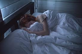 The deepest part of sleep