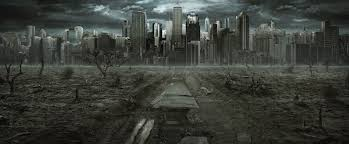 The increase of dystopian fiction