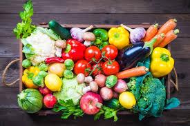 Fresh food nutrients