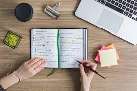 Journaling as self-improvement tool