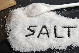 The recommended salt intake for adult...