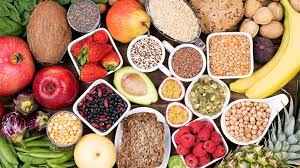Benefits of a fiber-rich diet