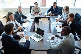 Goals and directors of a meeting