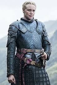 Brienne Of Tarth matches Joan Of Arc