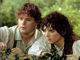 Frodo and Sam, The Lord of the Rings