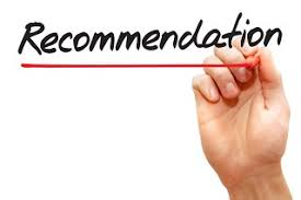 5. Give Improvement Recommendations
