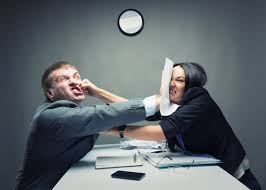 Confronting a Coworker