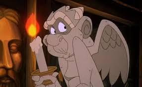 Laverne - The Hunchback of Notre Dame