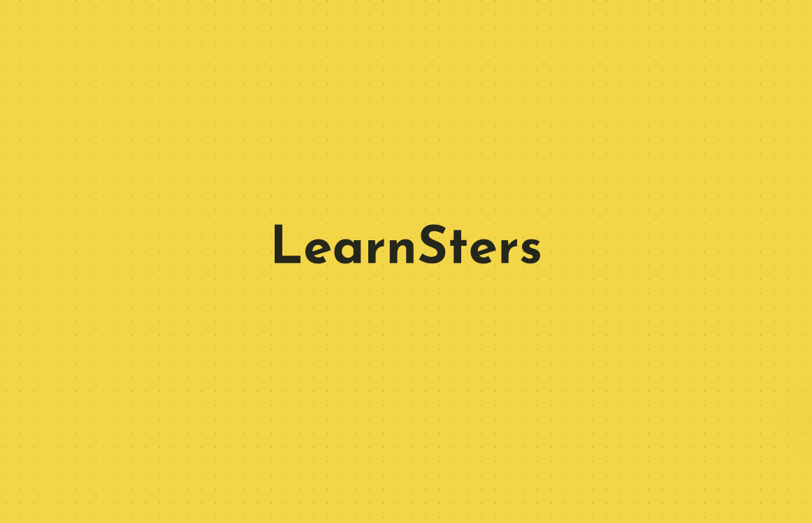 Learnsters  (@learnsters) - Profile Photo
