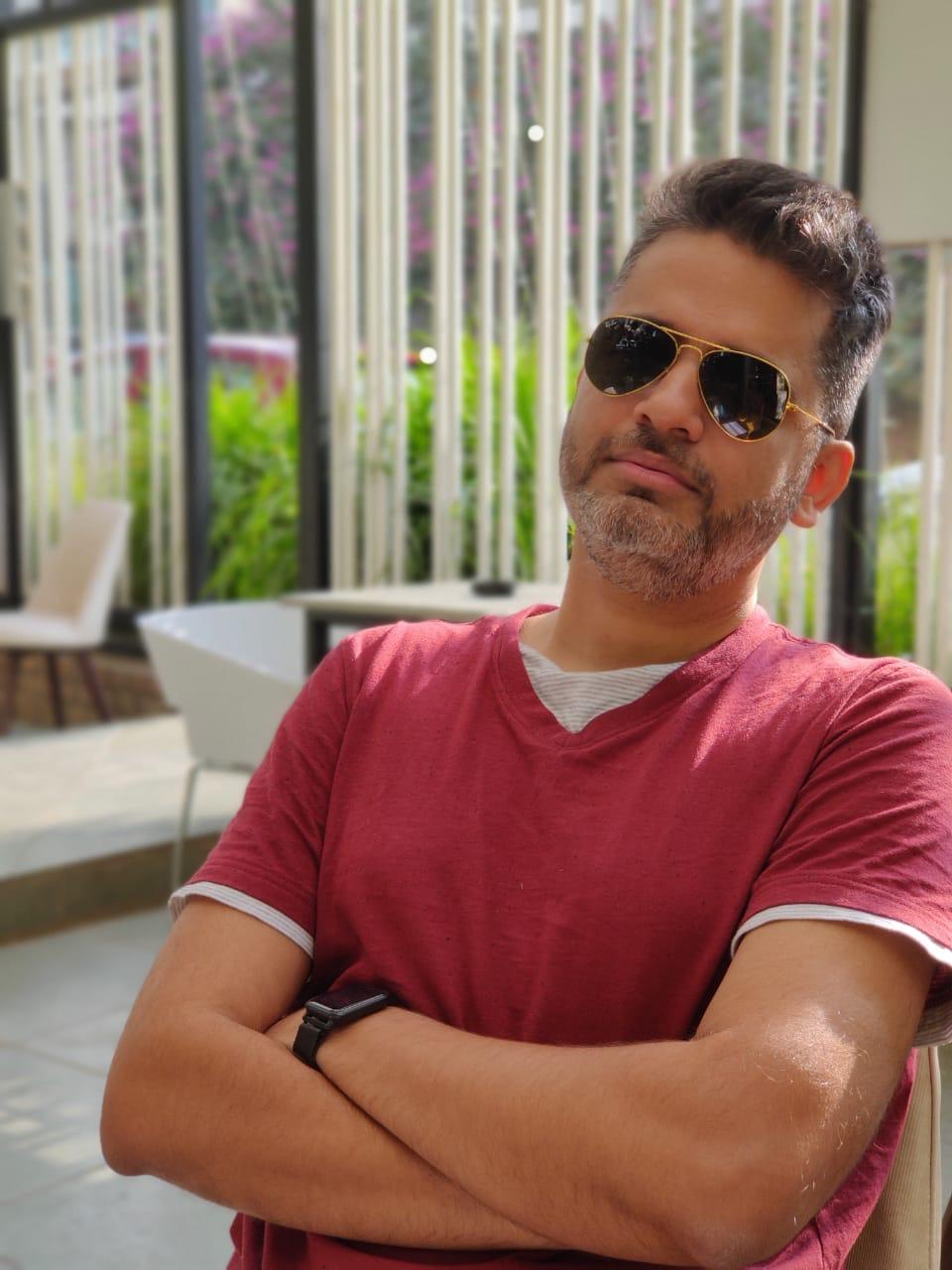Aakarsh Vishnubhotla (@aakarsh) - Profile Photo